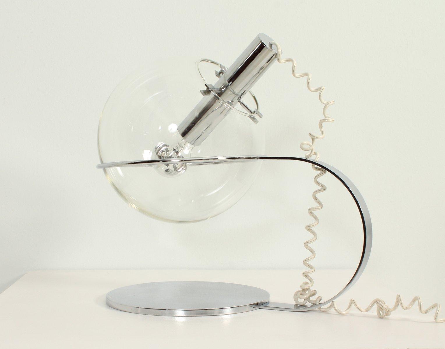 Spanische Tischlampe, 1970er