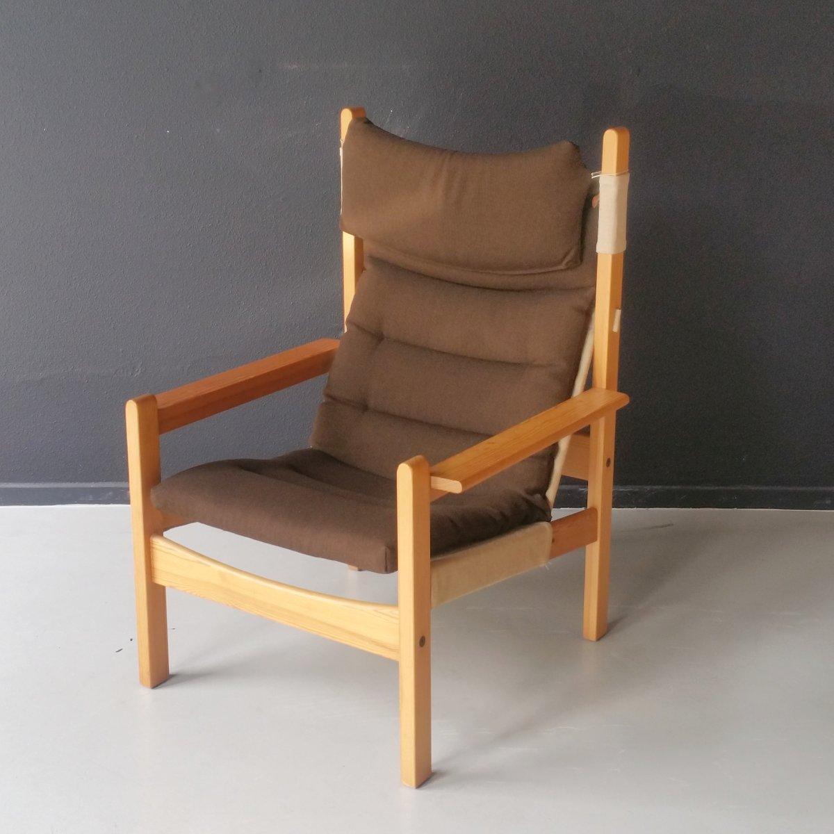 Futurum Sessel von Rastad & Relling für Sorlie Möbler, 1960er