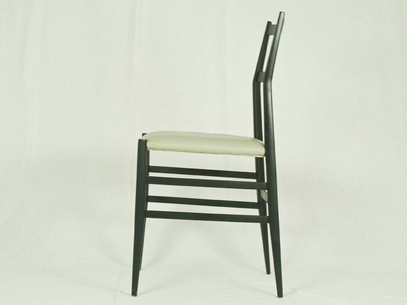 Ordinaire Superleggera Chairs By Gio Ponti For Cassina, 1957, Set Of 4