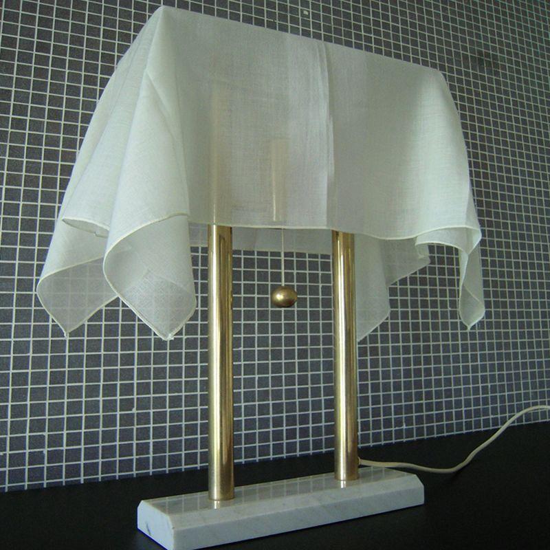 Nefer Tischlampe von Kazuhide Takahama für Sirrah, 1980er