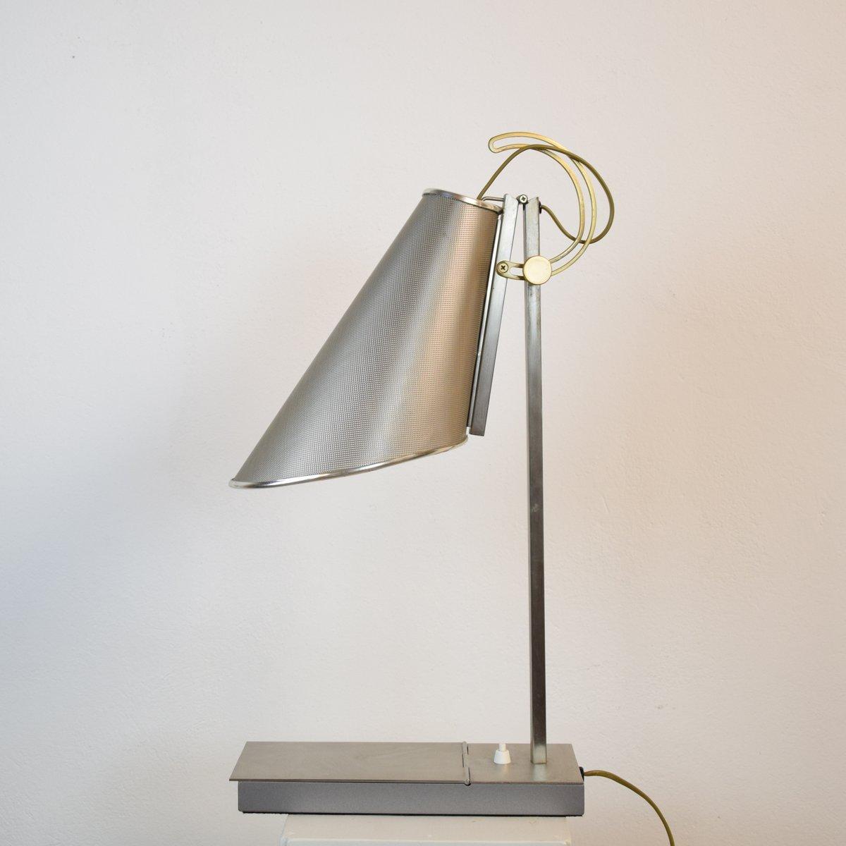 Compass Dans L´Oeil Tischlampe von Andreé Putman für Baldinger & Sons,...