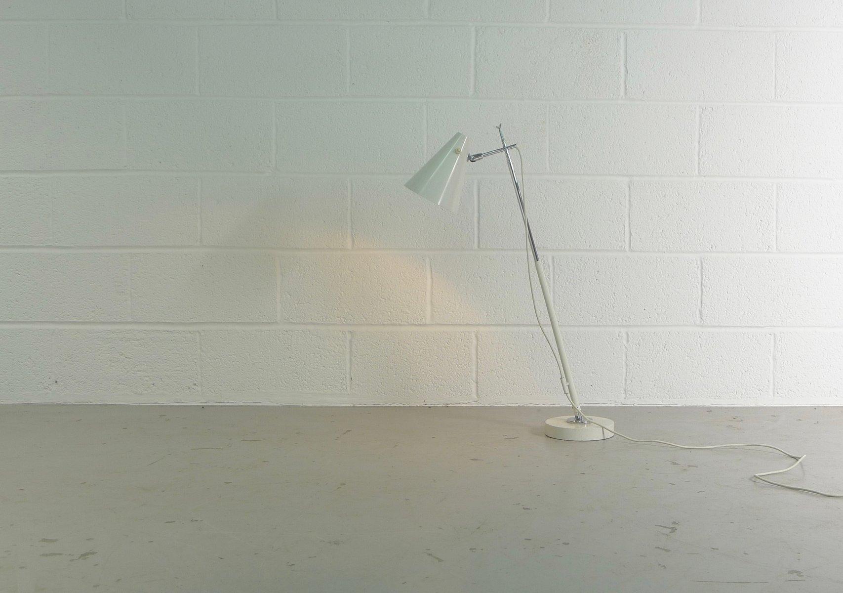 Stehlampe von Giuseppe Ostuni für Oluce, 1950er