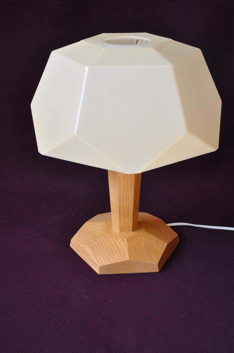 Anthroposophische Tischlampe von Rudolf Dörfler, 1960er