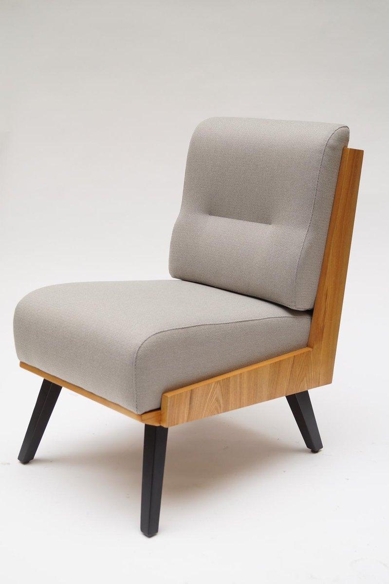 Ordinaire Mid Century Polish Lounge Chairs By Lesniewski Lejkowski For Krakow  Furniture Factory, 1960s, Set Of 2