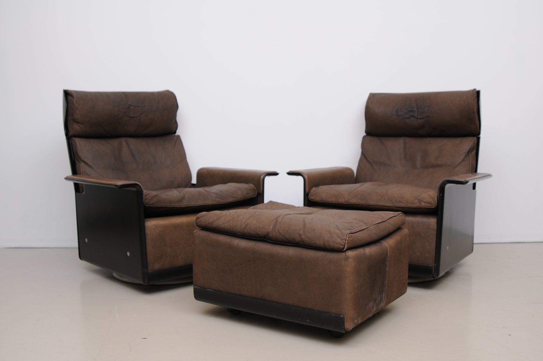 mid century 620 sessel mit hoher r ckenlehne von dieter rams f r vitsoe bei pamono kaufen. Black Bedroom Furniture Sets. Home Design Ideas