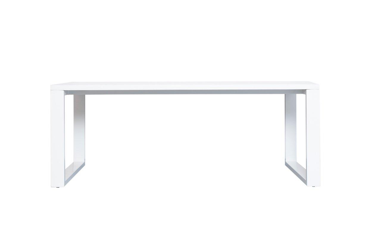 Tavolo wittem in legno riciclato e acciaio di johanenlies in vendita su pamono - Tavolo legno e acciaio ...