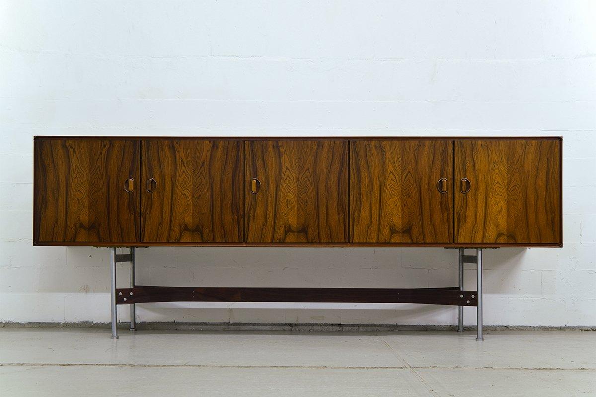 Mid-Century Palisander Sideboard von Fristho
