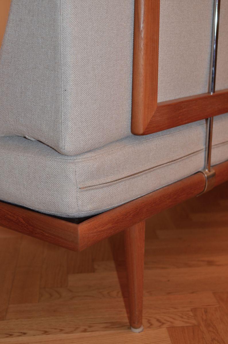 d nisches mid century minerva schlafsofa von peter hvidt orla m lgaard nielsen f r france. Black Bedroom Furniture Sets. Home Design Ideas