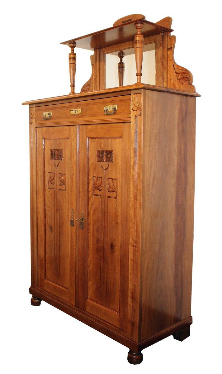 buffet art nouveau en vente sur pamono. Black Bedroom Furniture Sets. Home Design Ideas