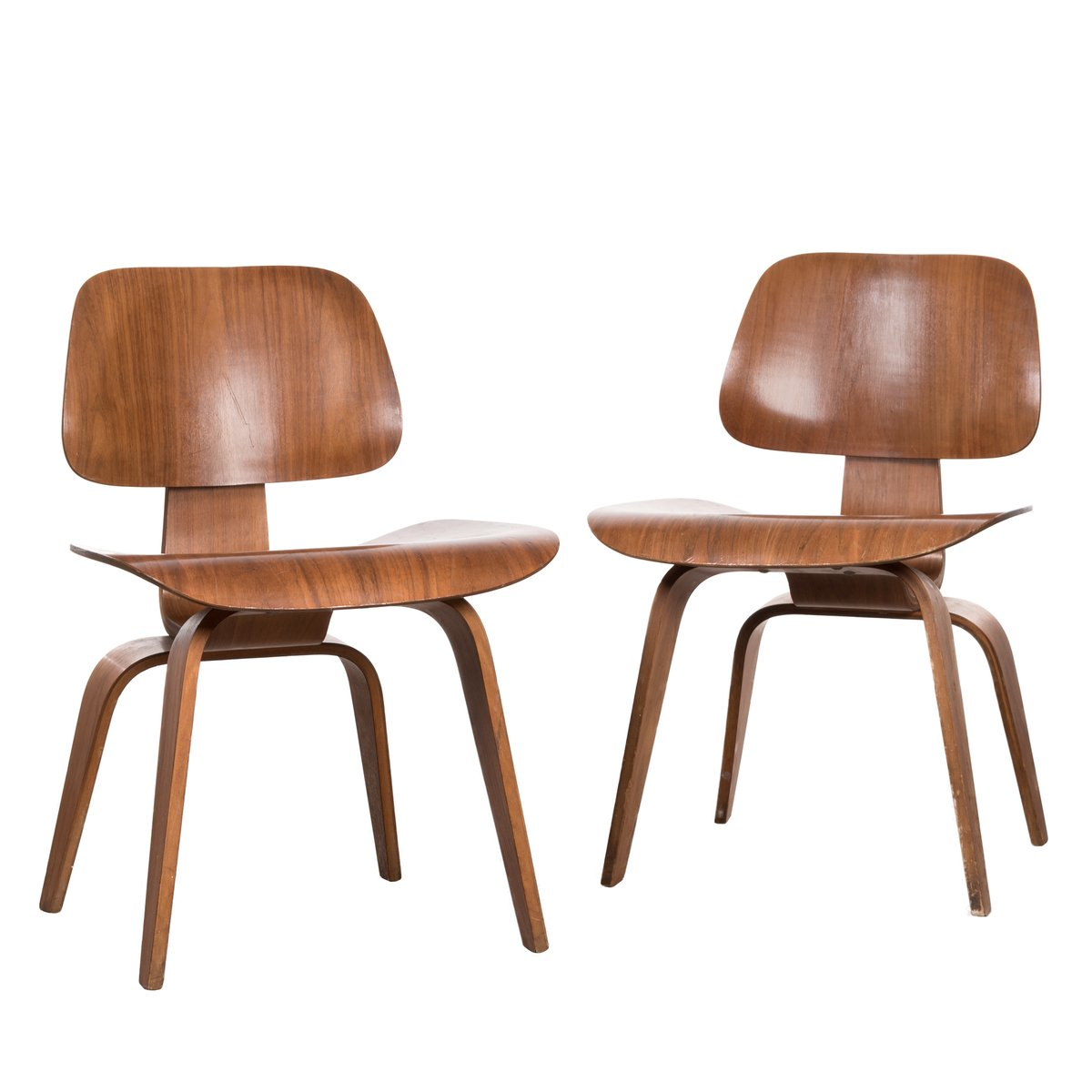 Ordinaire DCW Walnut Plywood Dining Chair By Charles U0026 Ray Eames For Herman Miller,  1952