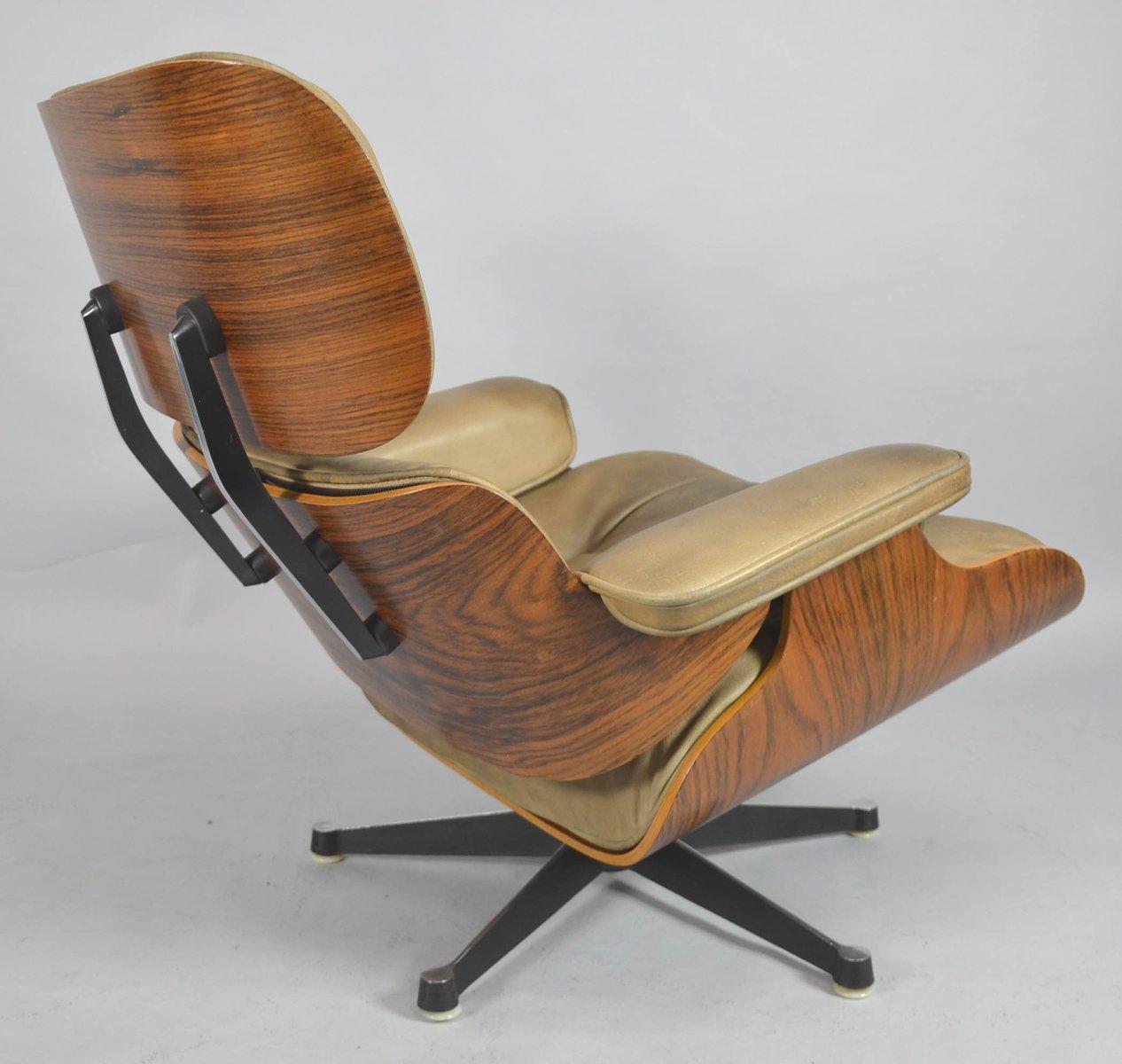Mid Century Sessel von Charles & Ray Eames für Fehlbaum