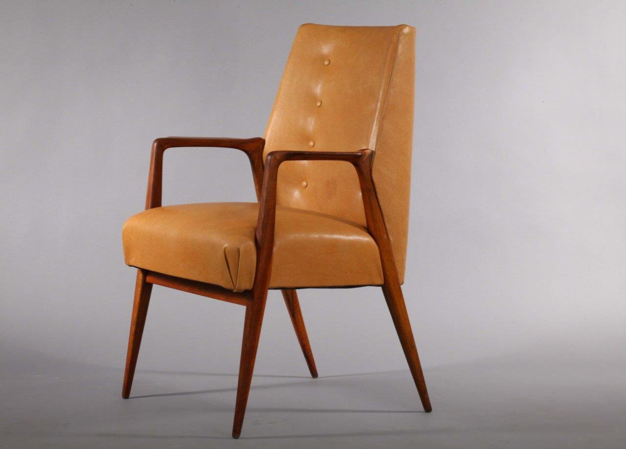 Sessel von Carl Appel, 1950er