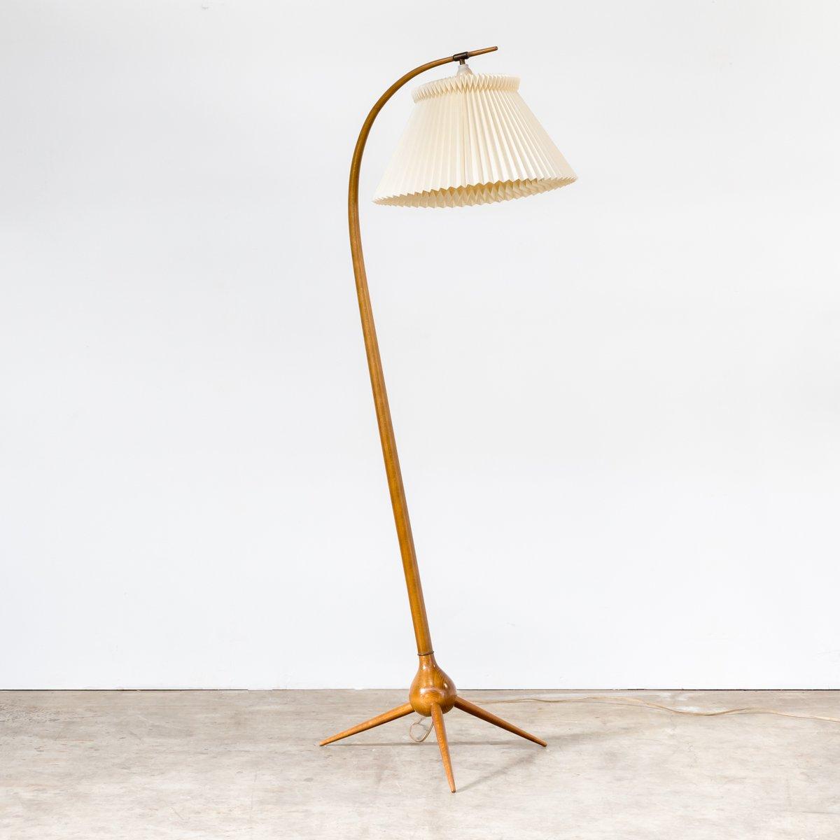 Vintage Modell Bridge Stehlampe mit Dreibeinfuß von Severin Hansen Jr....