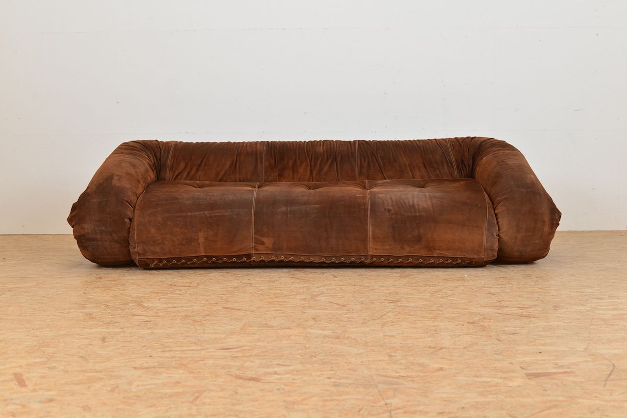 Vintage Anfibio Sofa Bed By Alessandro B For Giovanetti