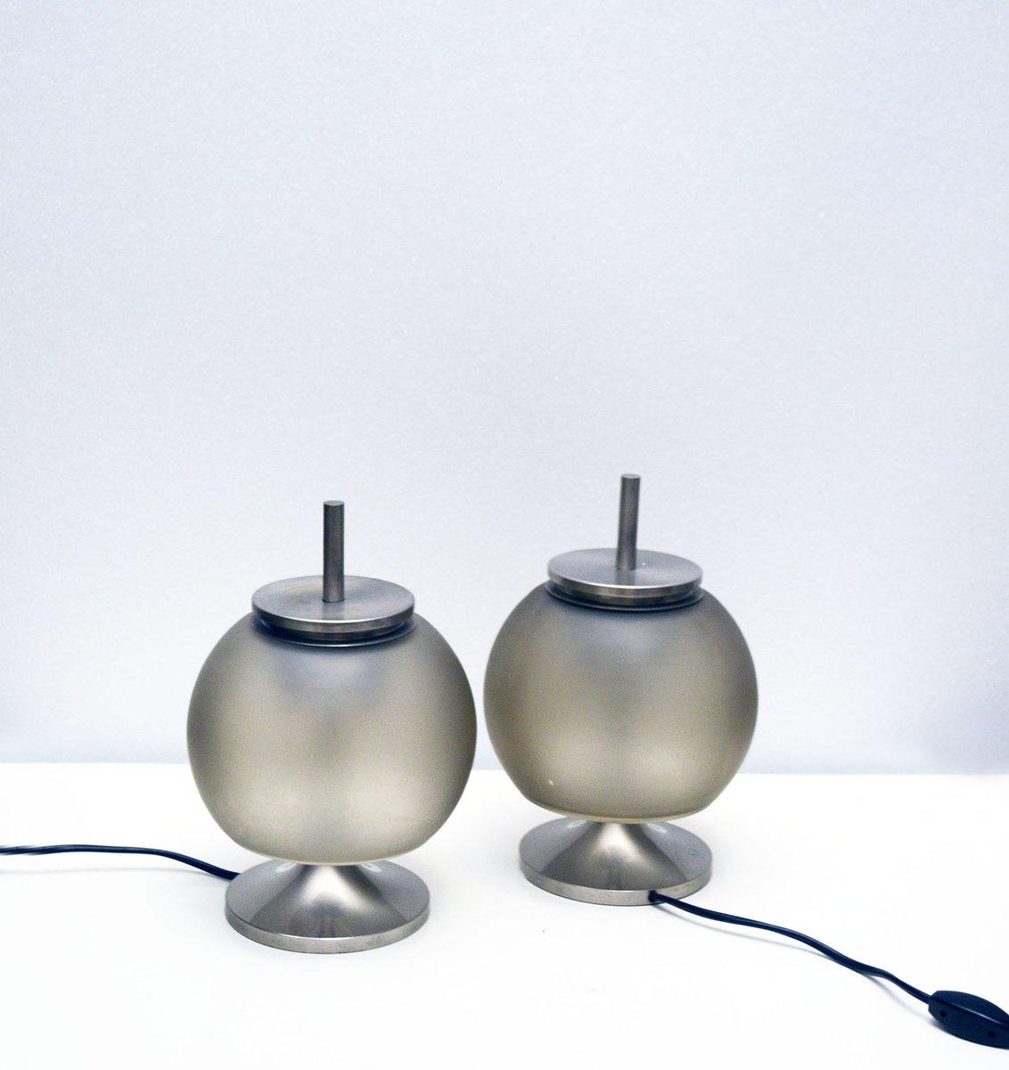 Chi Tischlampen von Emma Gismondi Schweinberger für Artemide, 1962, 2e...