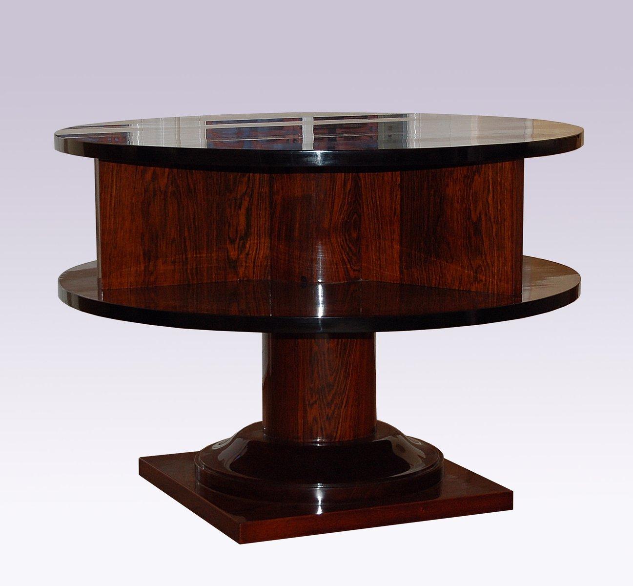 table basse art d co moderniste en vente sur pamono. Black Bedroom Furniture Sets. Home Design Ideas