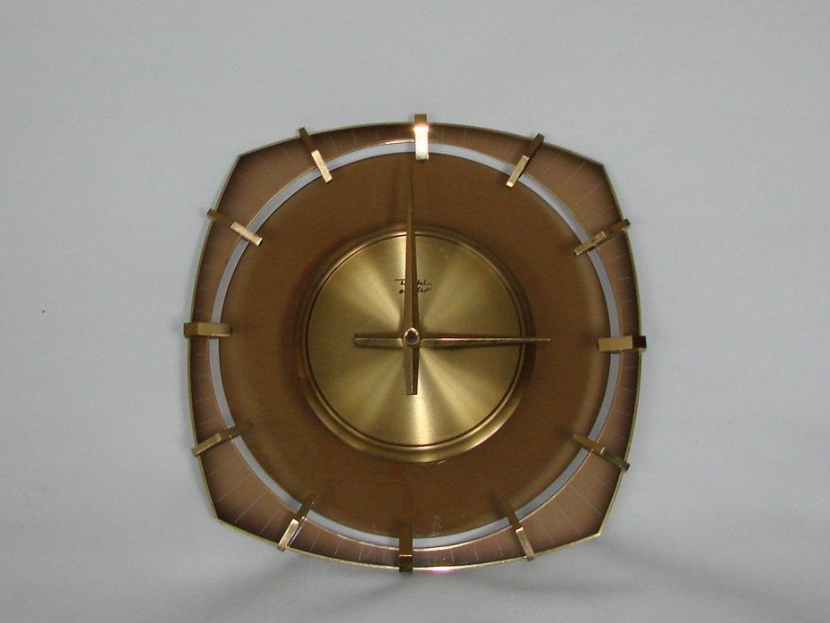 Elektrische Deutsche Uhr von Karl Diekl, 1960er