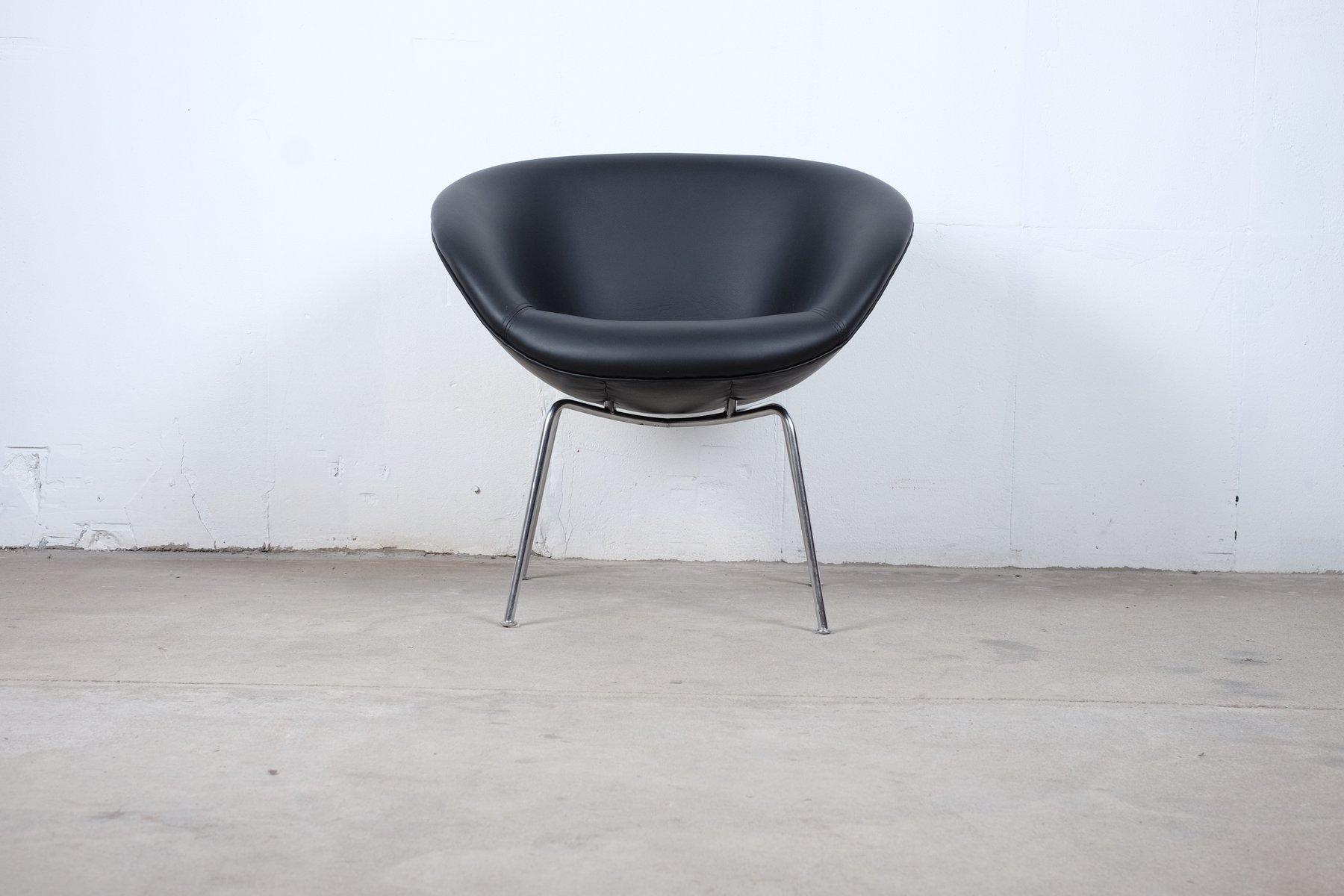 Danischer Vintage Modell 3318 Sessel Von Arne Jacobsen Fur Fritz