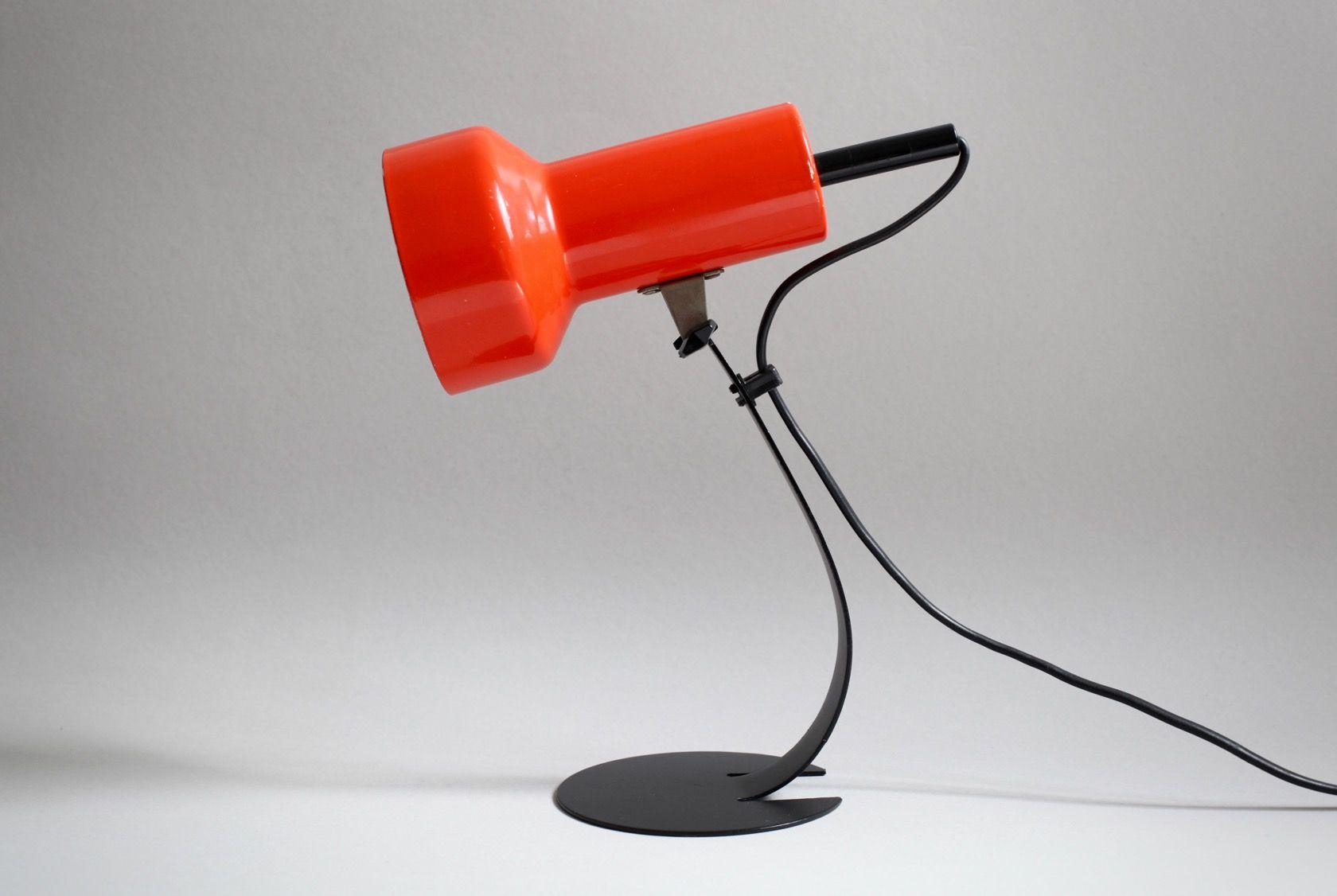 Kleine Tischlampe, 1970er