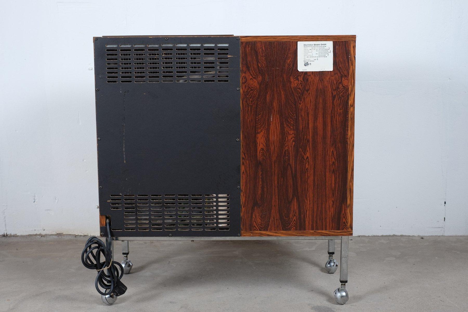 Credenza Con Frigo Bar : Mobile bar vintage in palissandro con frigorifero danimarca