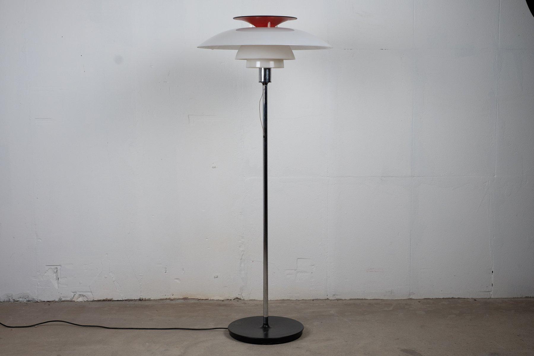 PH80 Bodenlampe von Poul Henningsen für Louis Poulsen