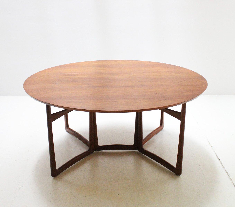Drop Leaf Dining Table By Hvidt U0026 Mølgaard For France U0026 Daverkosen, 1960s