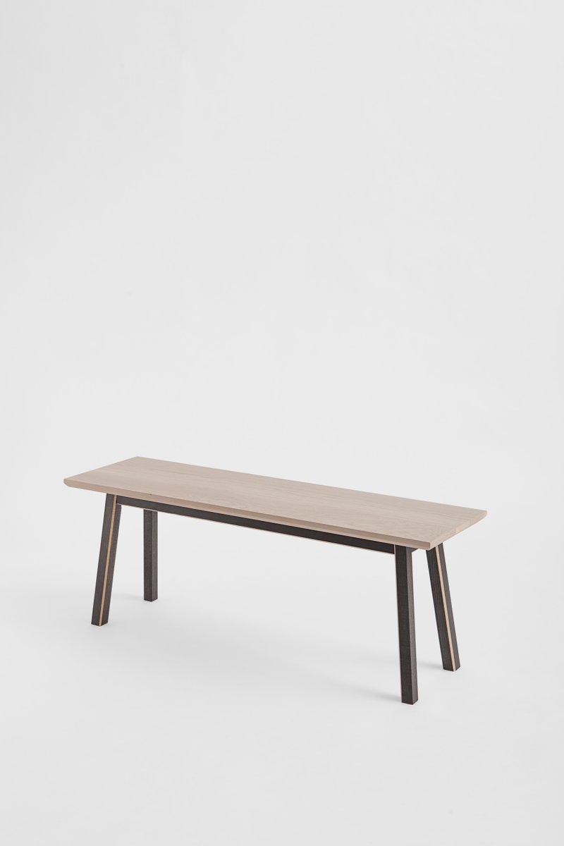 banc de salle manger dahlia par alexander mueller pour universal e c s r l en vente sur pamono. Black Bedroom Furniture Sets. Home Design Ideas