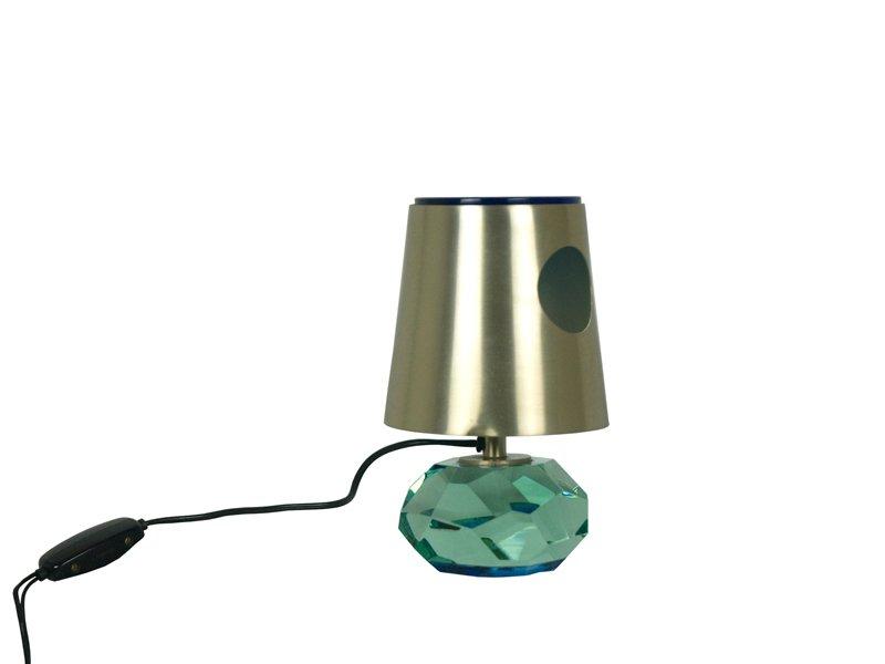 Modell 2228 Tischlampe von Max Ingrand für Fontana Arte, 1965