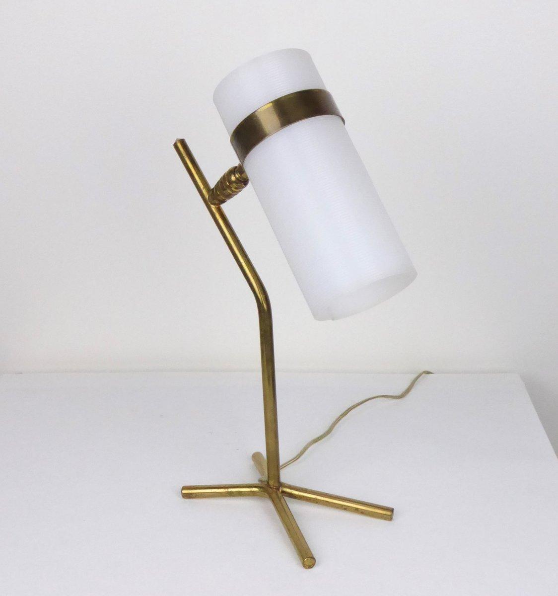 Tischlampe von Pierre Guariche & Boris Jean Lacroix, 1950er