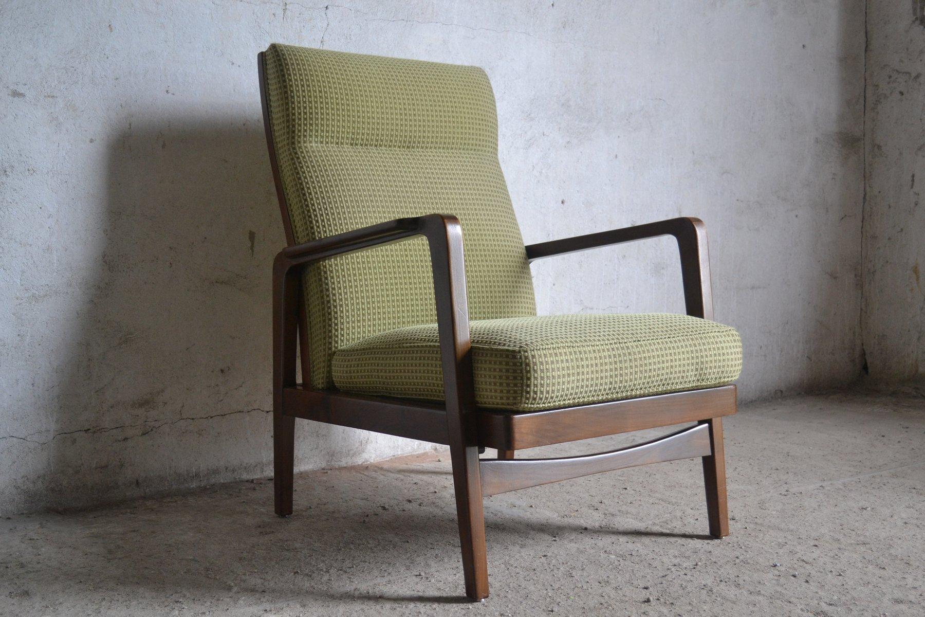 Antimott Sessel von Walter Knoll für Knoll, 1950er