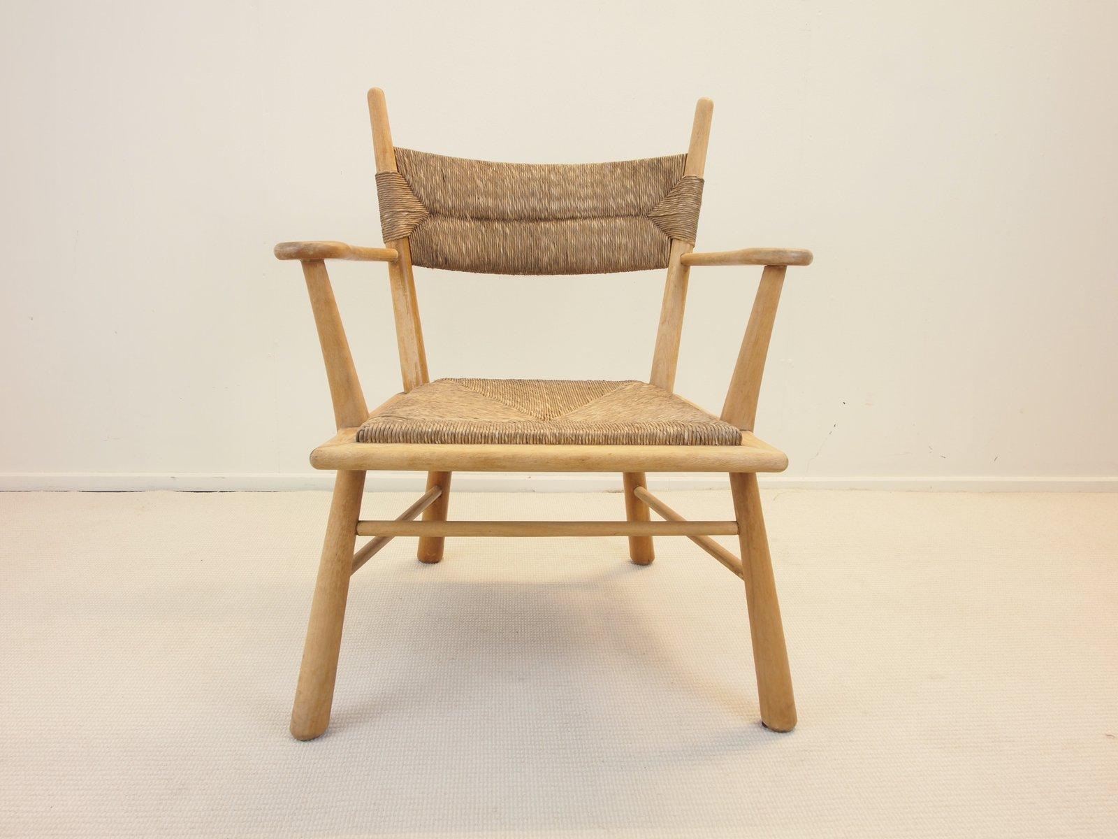 niederl ndischer mid century sessel bei pamono kaufen. Black Bedroom Furniture Sets. Home Design Ideas