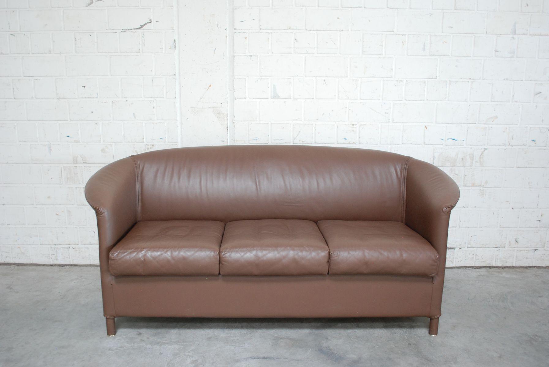 vintage aura sofa von paolo piva f r wittmann bei pamono kaufen. Black Bedroom Furniture Sets. Home Design Ideas