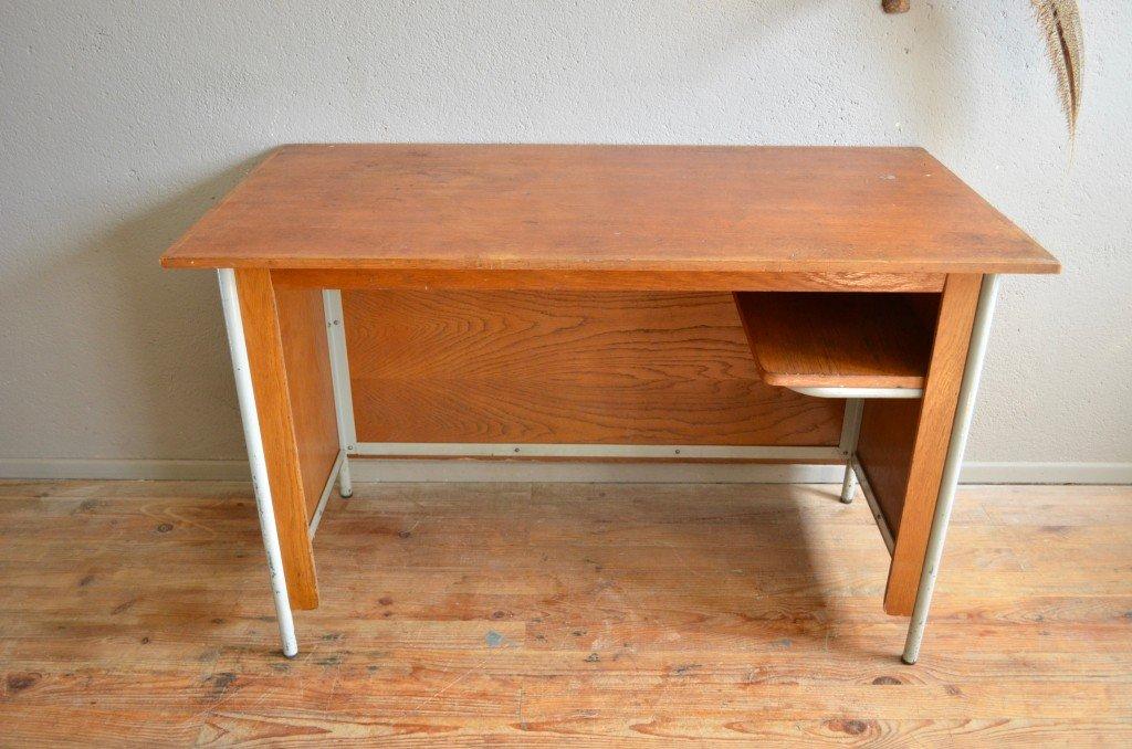 bureau par jean prouv 1950s en vente sur pamono. Black Bedroom Furniture Sets. Home Design Ideas