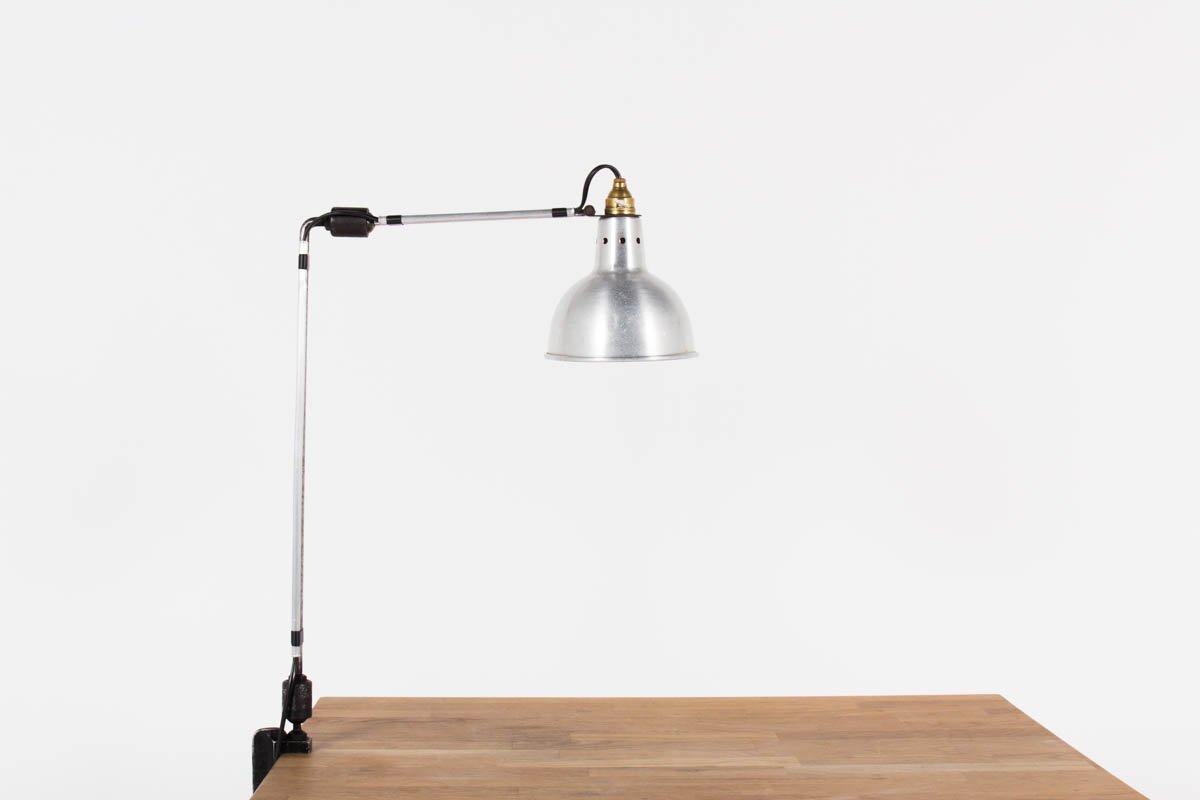 lampe de bureau de georges houillon 1930s en vente sur pamono. Black Bedroom Furniture Sets. Home Design Ideas