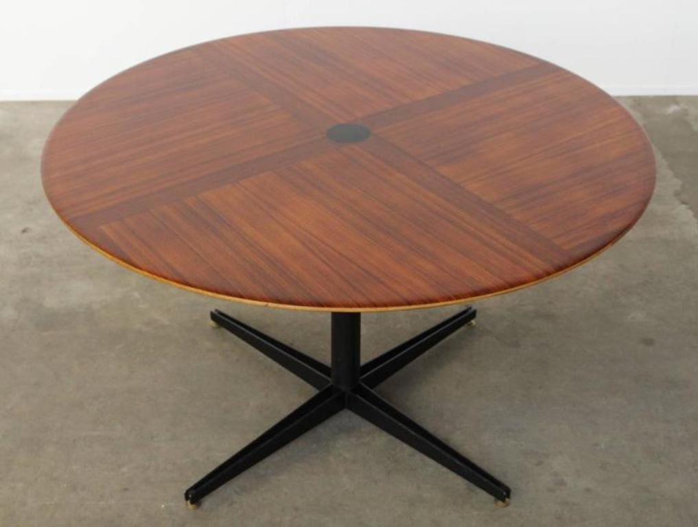 table basse et de salle manger mod le t41 vintage par osvaldo borsani pour tecno en vente sur. Black Bedroom Furniture Sets. Home Design Ideas