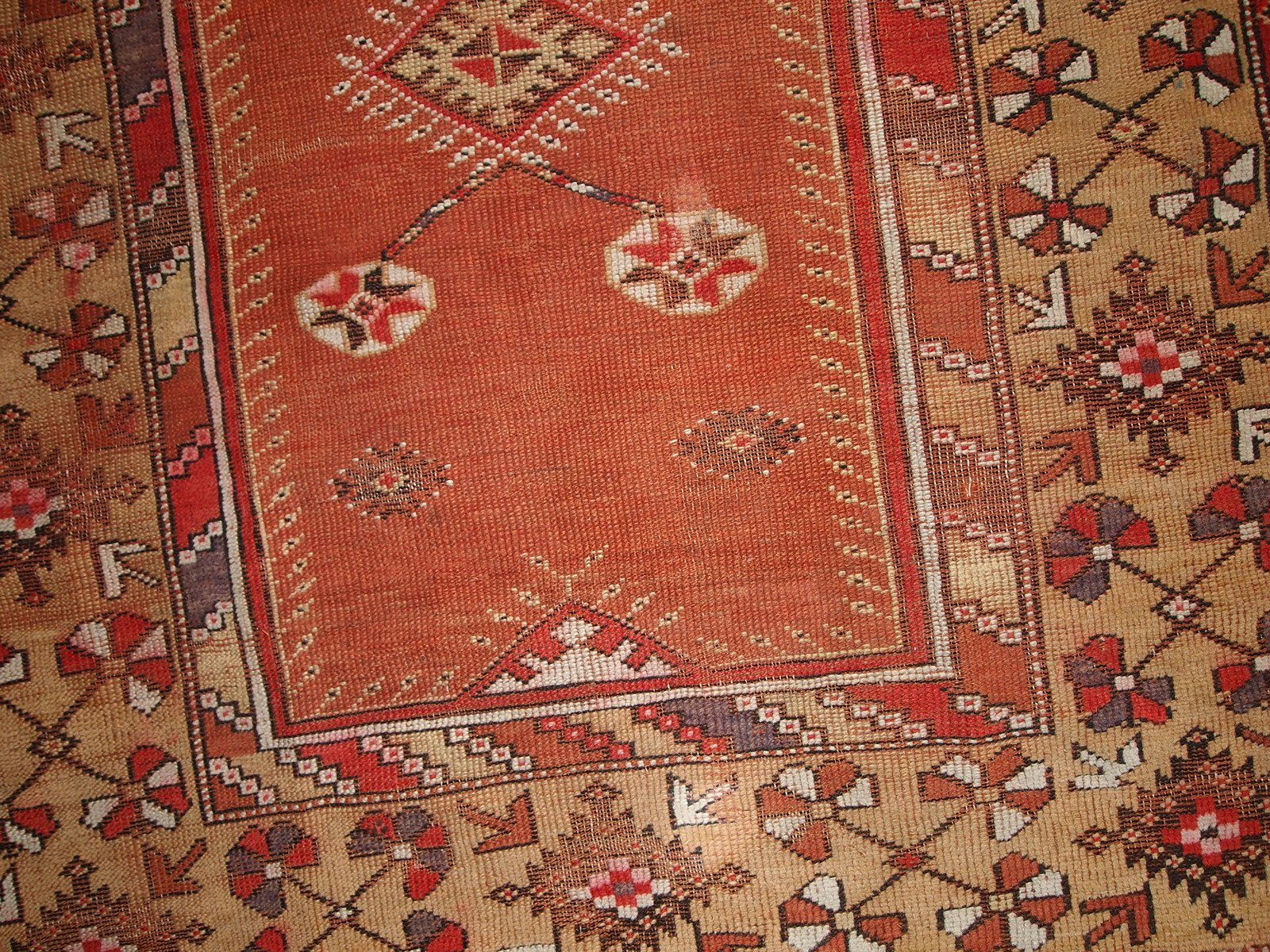 tapis de pri re melas vintage turquie 1920s en vente sur pamono. Black Bedroom Furniture Sets. Home Design Ideas