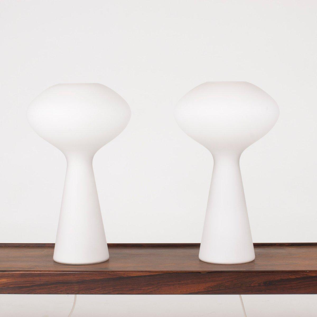 Finnische Tischlampen von Lisa Johansson-Pape, 1960er, 2er Set