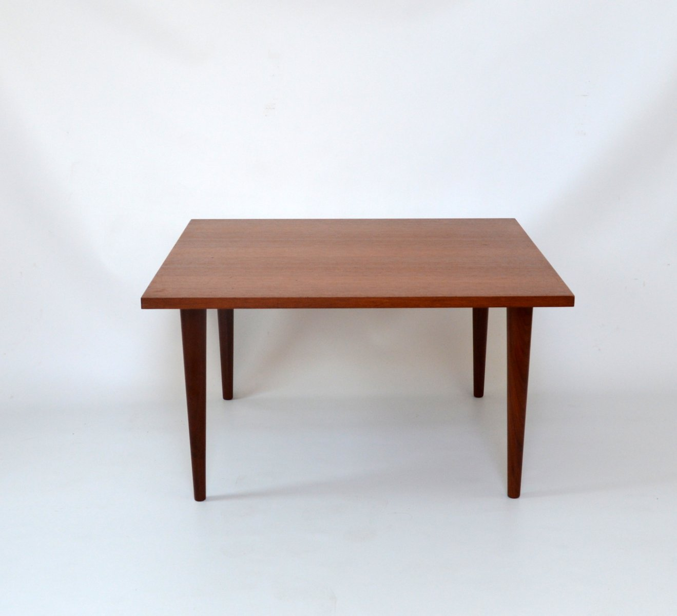 Old Teak Coffee Table: Vintage Swedish Teak Coffee Table, 1970s For Sale At Pamono