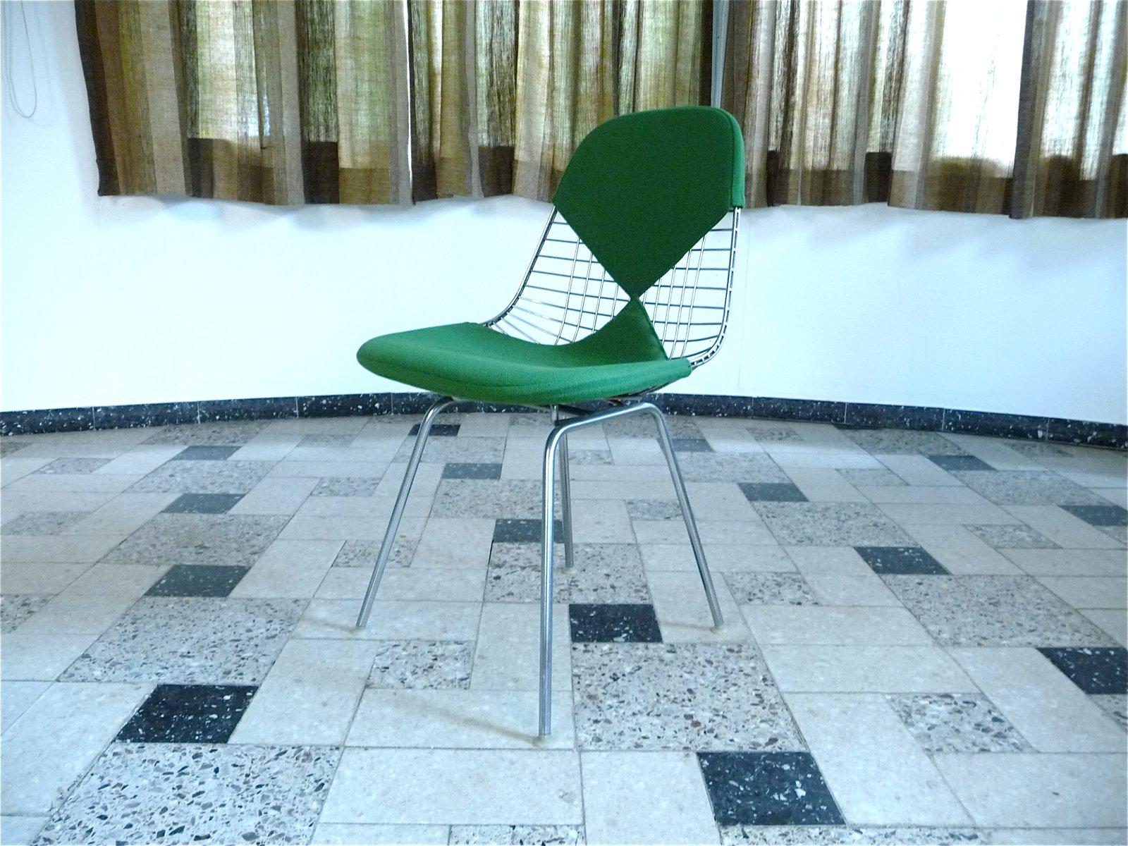 DKX Bikini Sessel aus Draht von Charles & Ray Eames für Herman ...