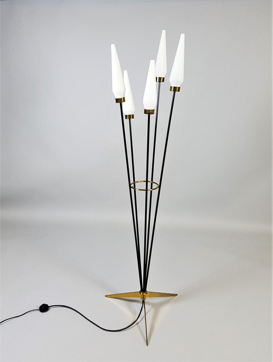 Italienische Stehlampe von Stilnovo
