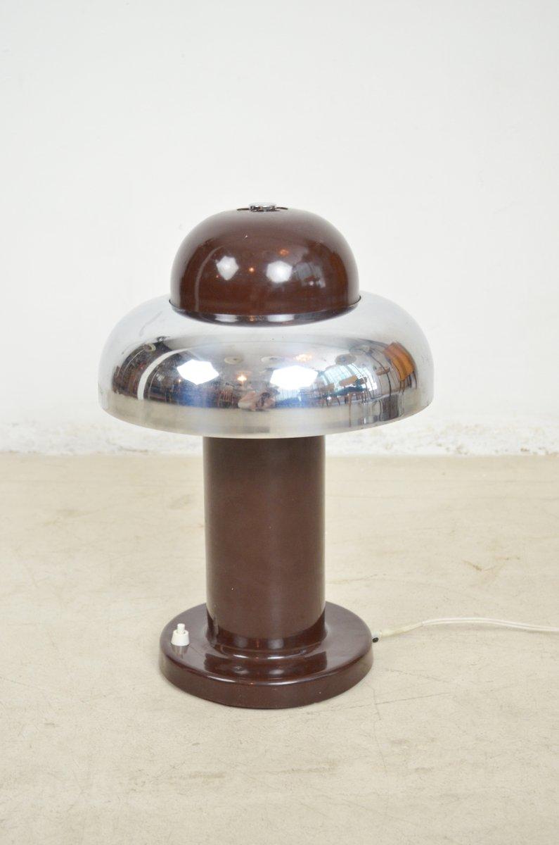 Lampe de bureau cloud vintage par opteam j nos b n t en - Lampe de bureau style anglais ...
