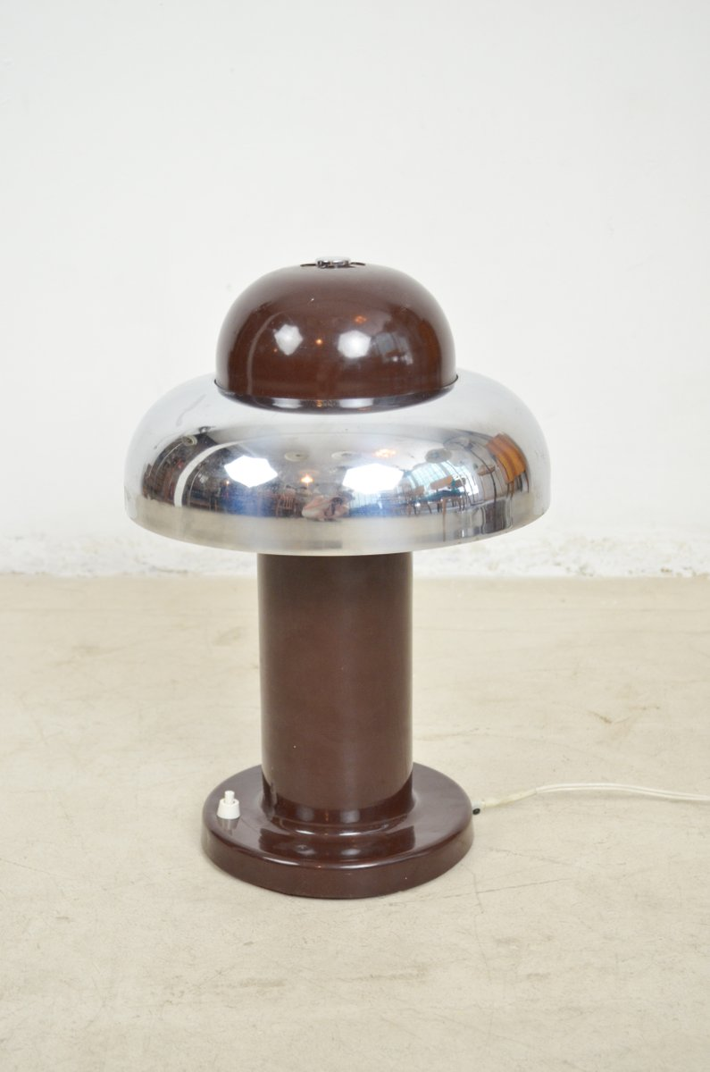 Vintage Cloud Tischlampe von OPTEAM & János Bánát