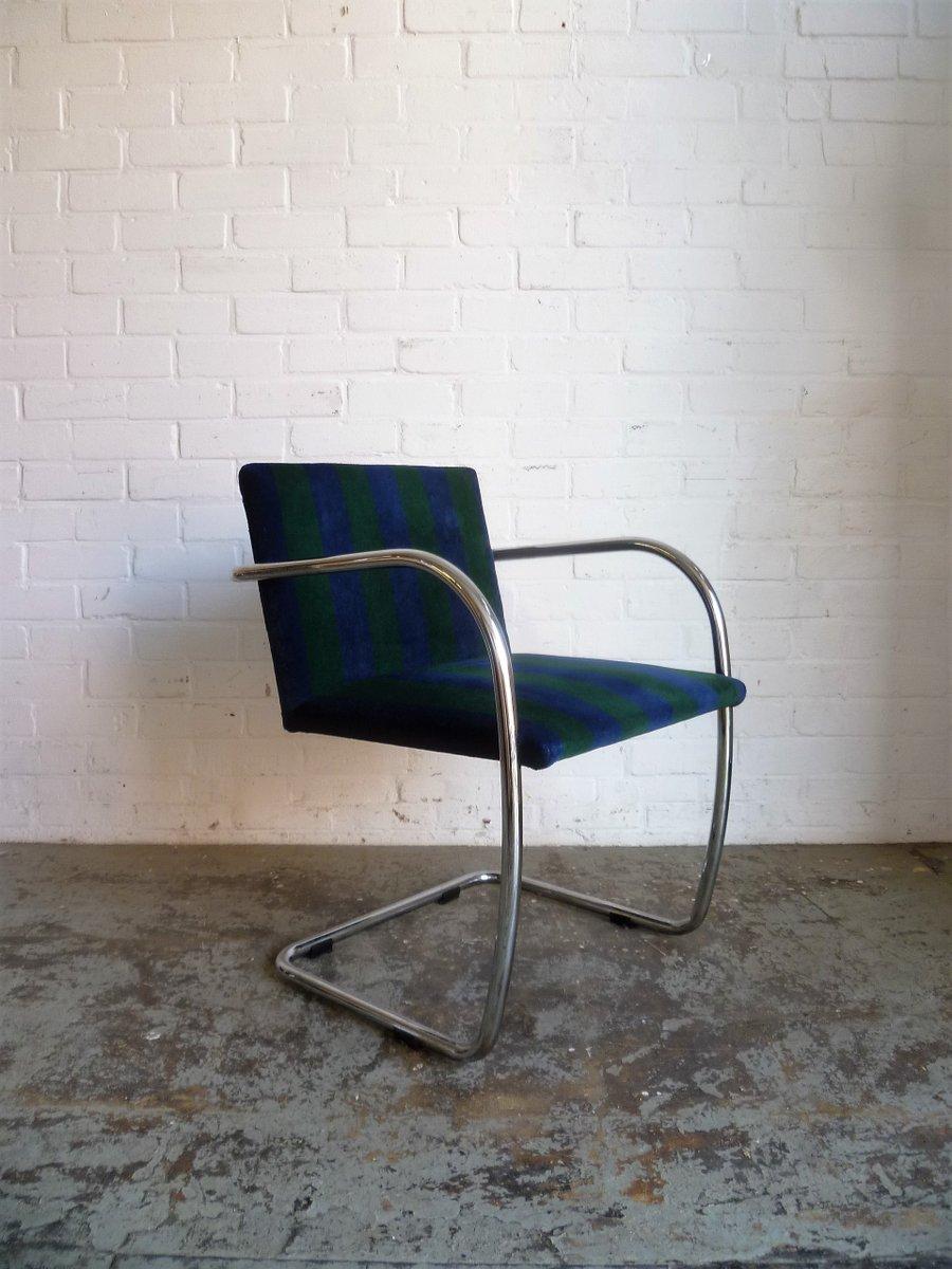 vintage brno stuhl von ludwig mies van der rohe 4er set bei pamono kaufen. Black Bedroom Furniture Sets. Home Design Ideas