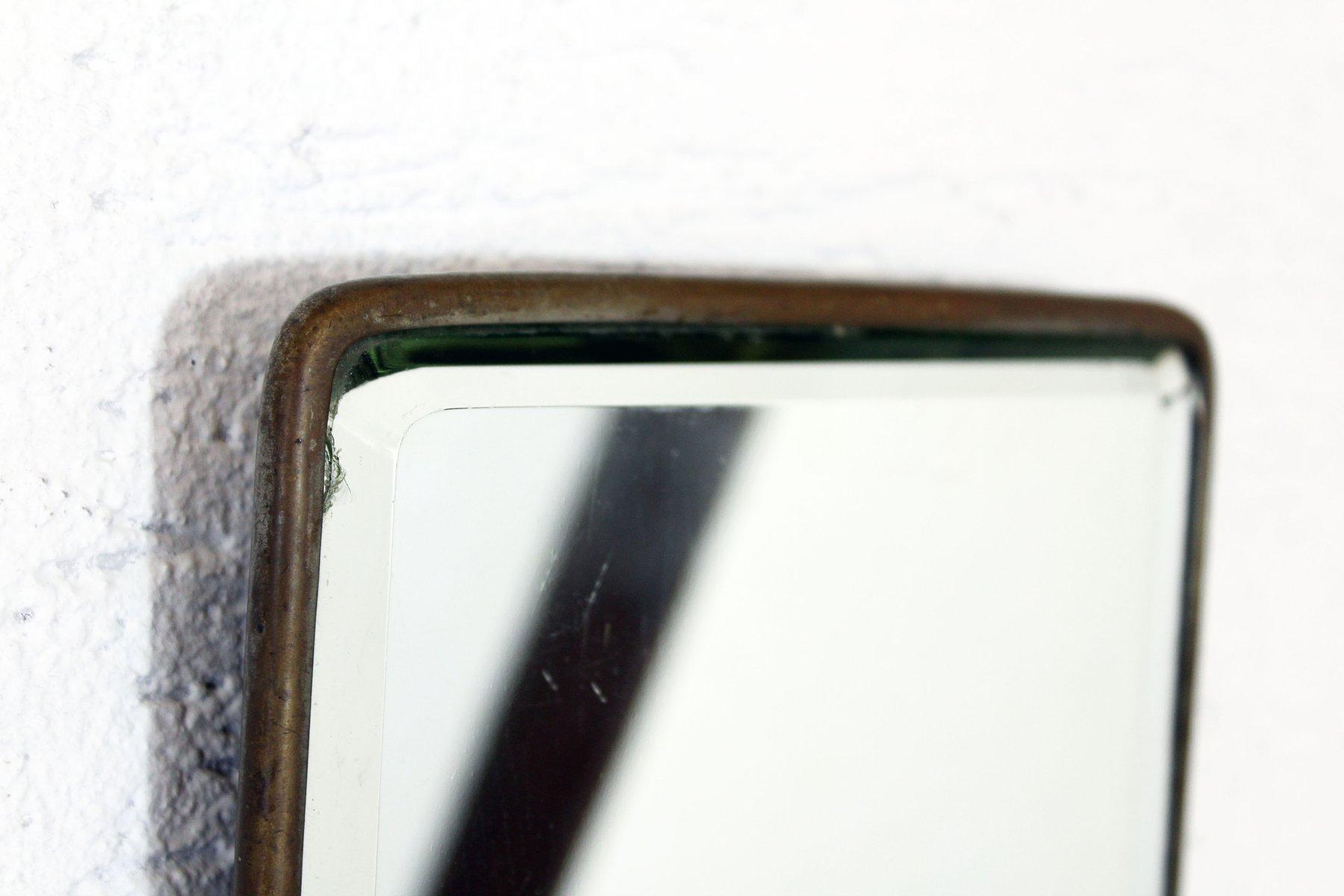 miroir de barbier vintage avec gravure 1920s en vente sur pamono. Black Bedroom Furniture Sets. Home Design Ideas