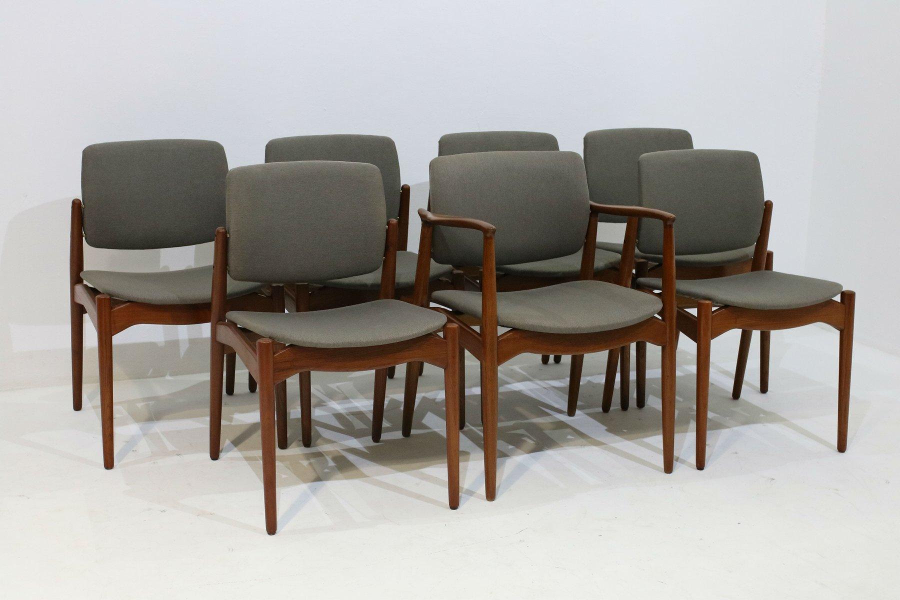 Chaise Fauteuil Pour Salon : Chaises de salon fauteuil erik buch pour orum mobler