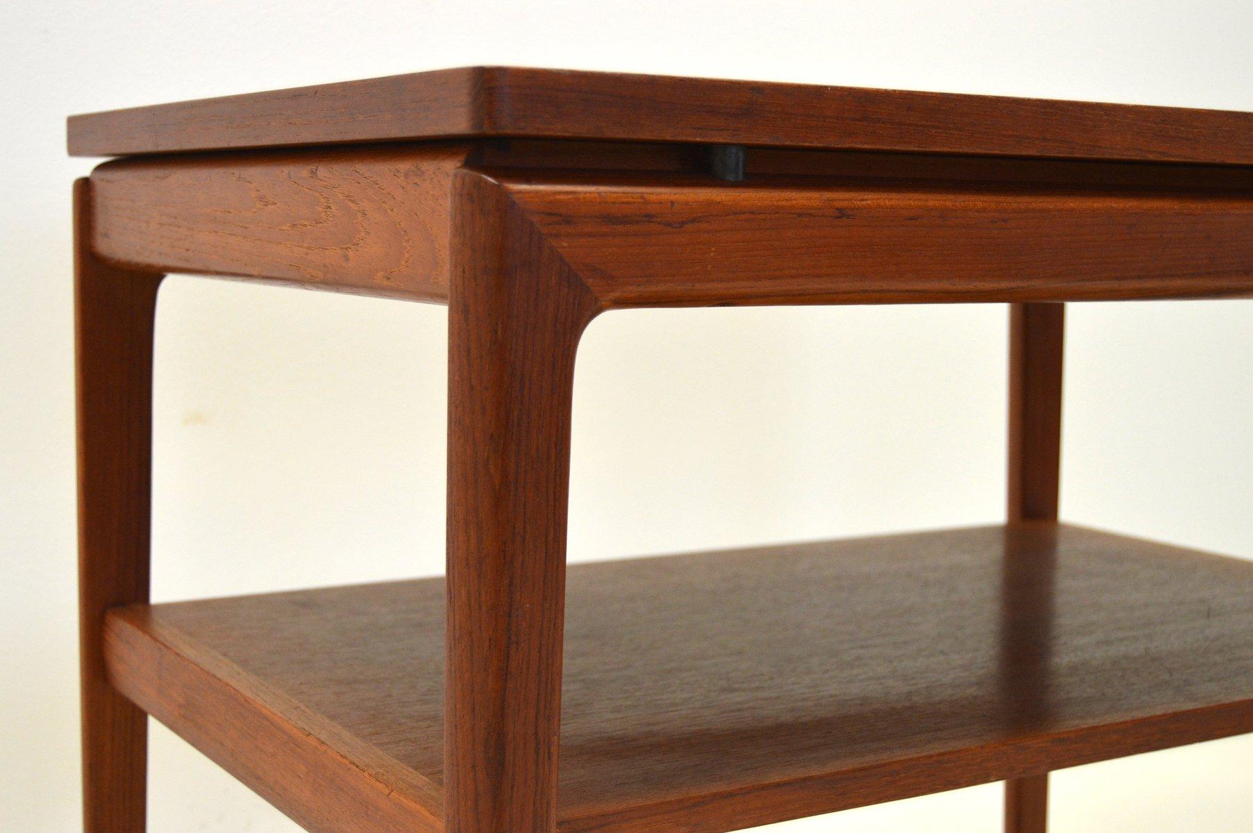 vintage teak servierwagen von france s n bei pamono kaufen. Black Bedroom Furniture Sets. Home Design Ideas