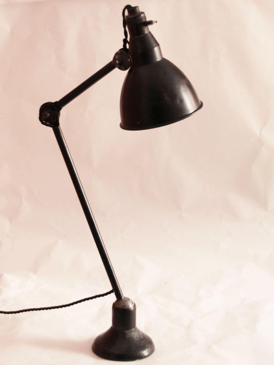 Lampe de bureau industrielle vintage de mazda france en - Lampe de bureau style anglais ...