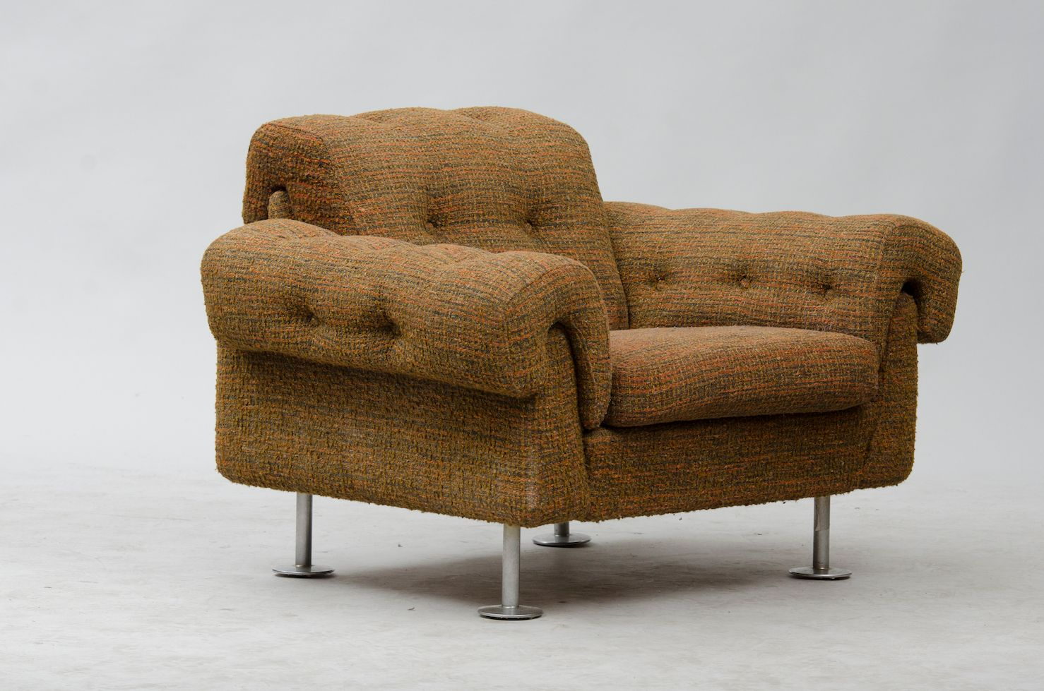 Vintage Sessel von Illum Wikkelsø
