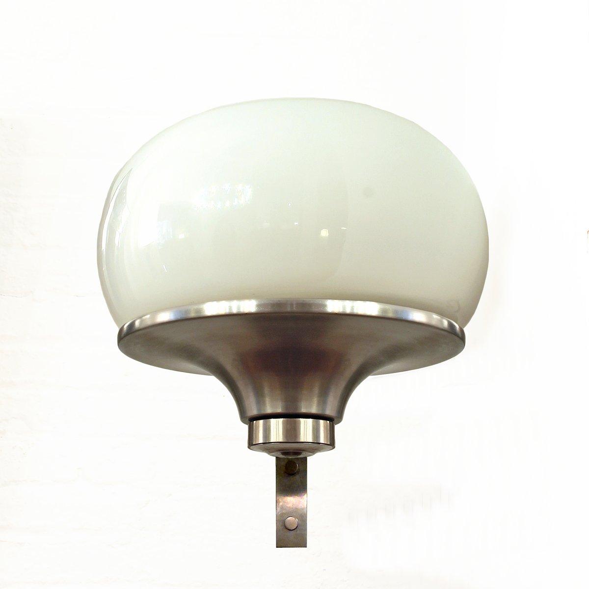 Lampade da parete rotonde anni 39 60 set di 2 in vendita su pamono - Lampade da parete di design ...