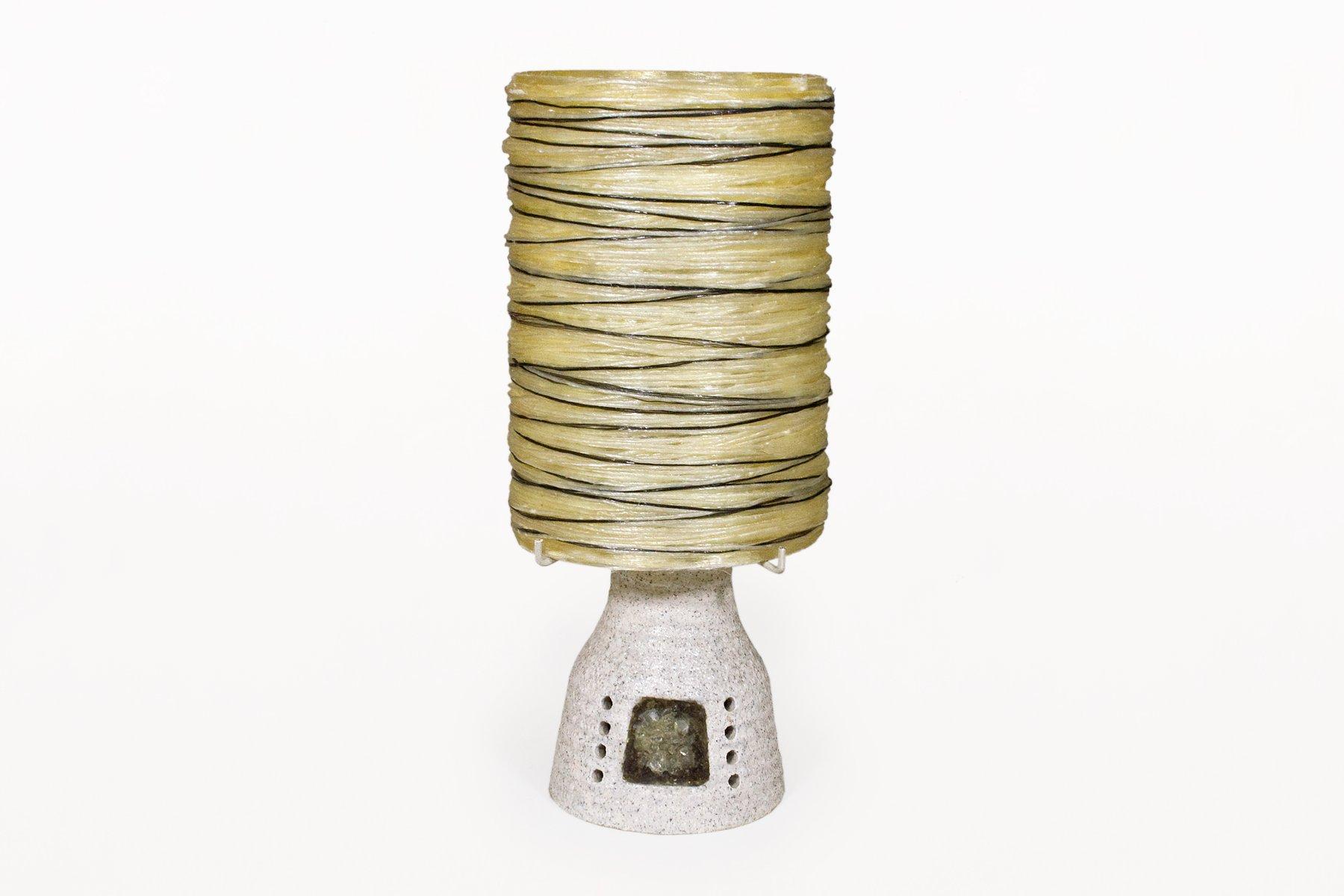 Tischlampe von Georges Pelletier für Accolay, 1960er